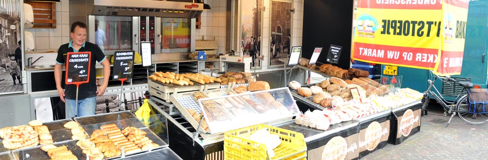 Stoepje broodmarkt