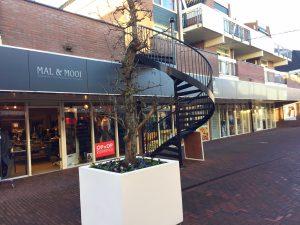 In Landsmeer vindt u het meest complete winkelcentrum van Waterland