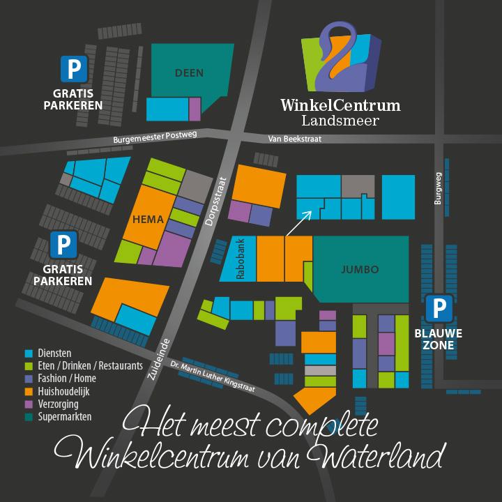 WL160263-Overzichtstekening-Winkels-Centrum-Landmeer-210416B