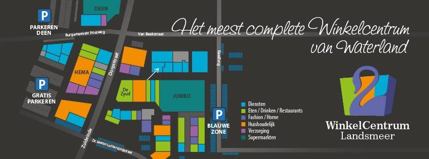 winkelcentrum Landsmeer
